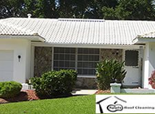 Roof Cleaning Safety Harbor