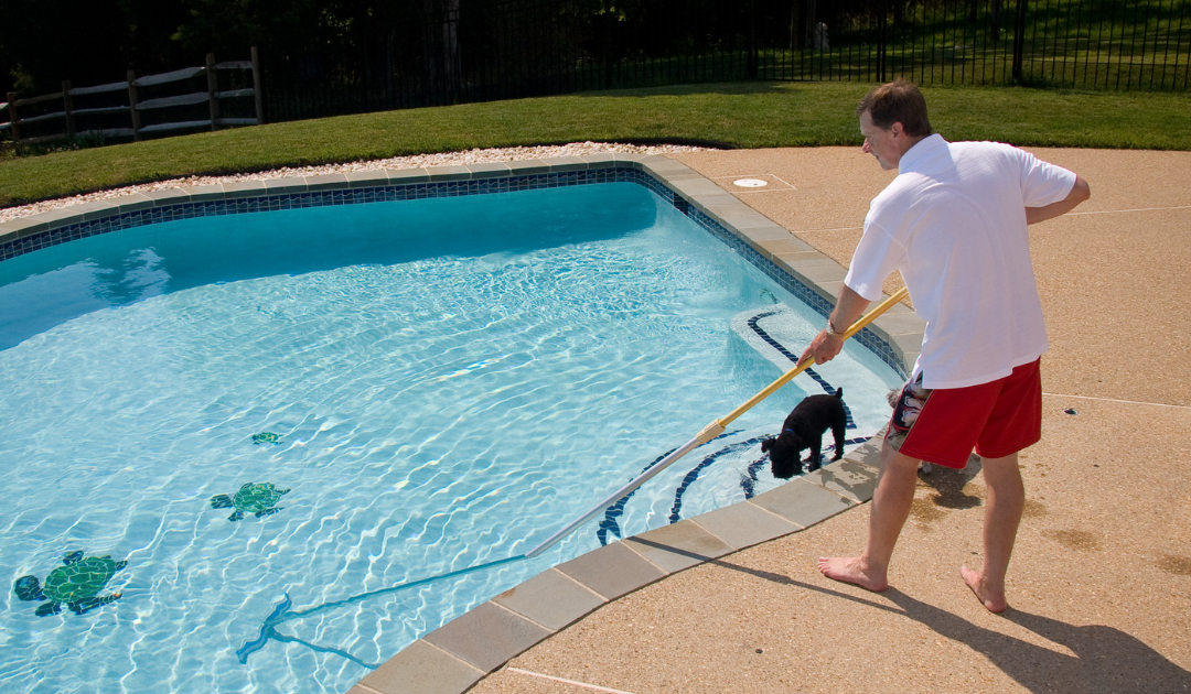 Protect Your Pool and Patio by Keeping Them Clean